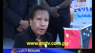 PNG-China formalises K23 million assistance package