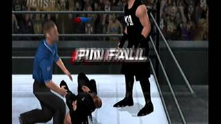 kevin owens finisher celebration svr 2006 ps2