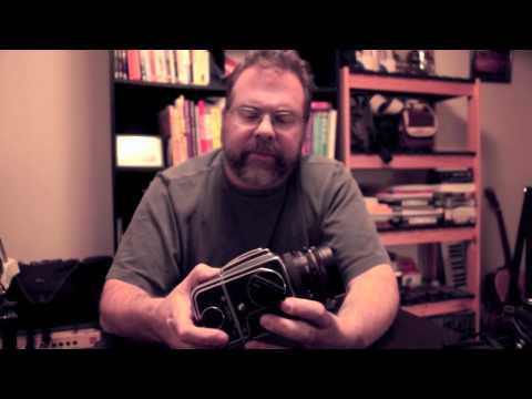 A Few Medium Format Film Cameras Compared
