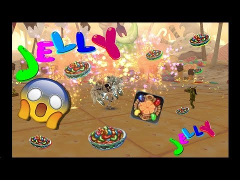 Dragon Nest - Miracle Jelly Garden Flavor JELLY JELLY ^_^