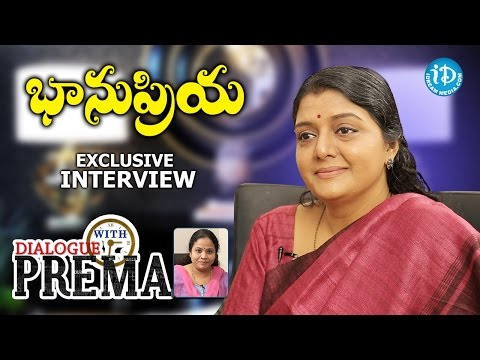 Bhanupriya Exclusive Interview With iDream || Dialogue With Prema || Celebration Of Life #1