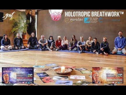 Anleitung Holotropes Atmen - Praxis, Theorie & Hintergrund erklärt