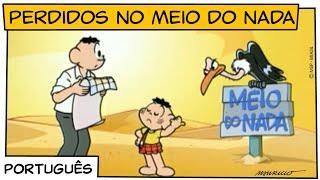 Video Perdidos no meio do nada (2002) | Turma da Mônica download MP3, 3GP, MP4, WEBM, AVI, FLV November 2017
