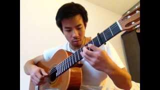 (Kouhei Tanaka) Haha Naru Umi - Markus Chan Guitar Solo