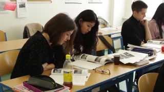 Как проходят уроки чешского языка в языковой школе Czech Prestige