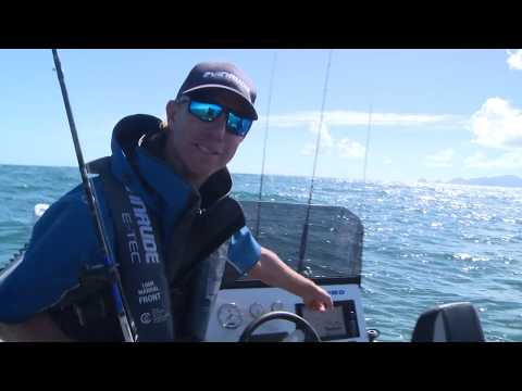Using accu fish to find snapper