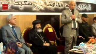 محافظ بورسعيد: الفيسبوك دمر سوريا والعراق وثورة يناير