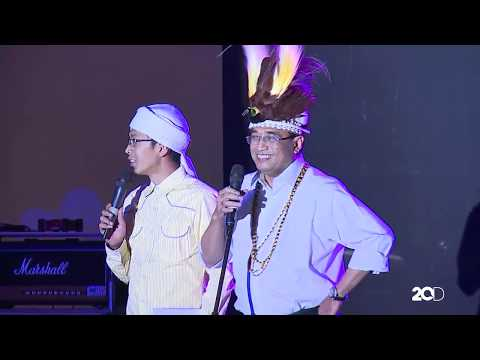 "Kocak! Budi Karya Stand Up Comedy Bawa ""Penonton Bayaran"" [Indonesia Happy]"