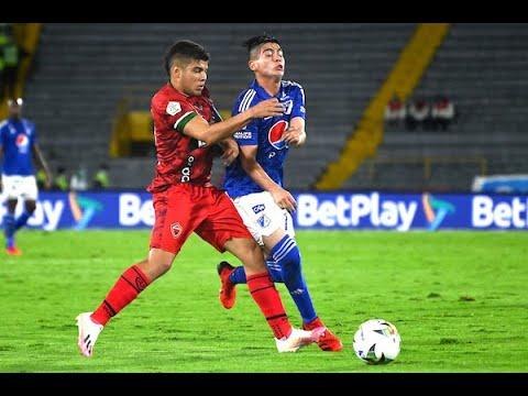 Millonarios vs. Patriotas (1-0) | Liga BetPlay Dimayor 2021-2 | Fecha 8
