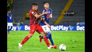 Millonarios vs. Patriotas (1-0)   Liga BetPlay Dimayor 2021-2   Fecha 8