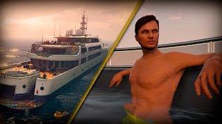 НА ЧУЖОЙ ЯХТЕ В ЧУЖОМ БАССЕЙНЕ (GTA 5 Online)