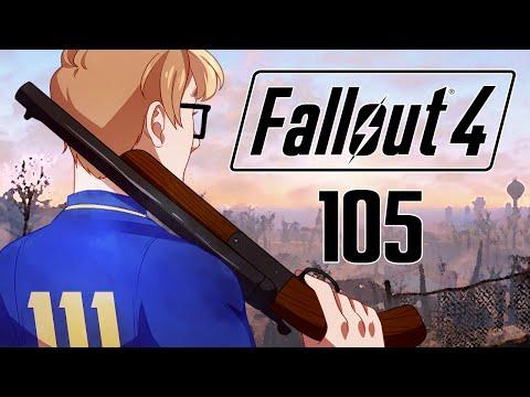 Fallout 4 Playthrough Part 105 - Building Jezebel