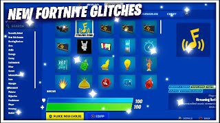 3 New Fortnite Gliтches in 1 Video