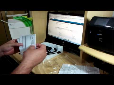 Unboxing Chatpad Xbox 360 CD Universe