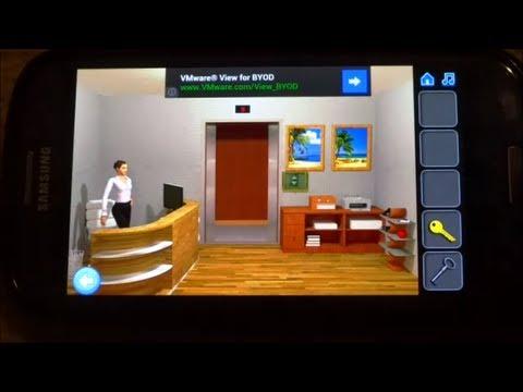 Floors Escape Level 9 - Solution Walkthrough