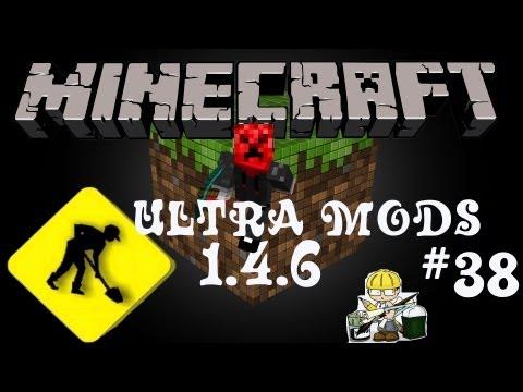 ULTRA MODS 1.4.6 EP#38 Magia é muito Legal ... Alambiques