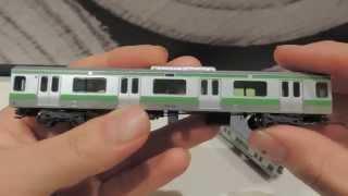 【Nゲージ@カトー】E231系500番台 山手線 ~ホームドア対応車 開封&組立~ thumbnail