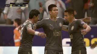 INSANE OVERHEAD VOLLEY (FIFA 18)