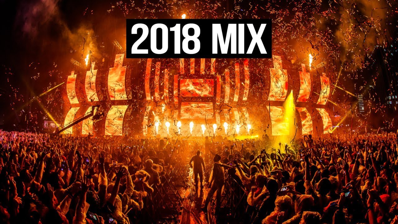 New Year Mix 2018 Best Of Edm Party Electro House