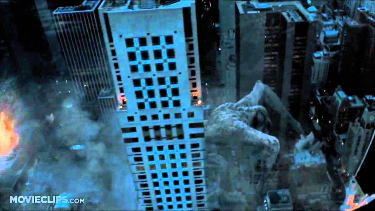 El monstruo gigante Cloverfield - YouTube