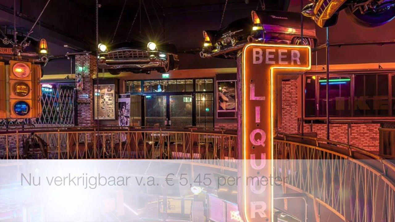 led verlichting voor de horeca restaurant club bar of discotheek