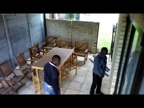 House Break-in, Brackenfell, South Africa - Cam 1