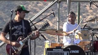 Los morton - Cocaína + Juicio final + Digo si dices no + Estamos solos (Rockout fest, Dic. 2014)