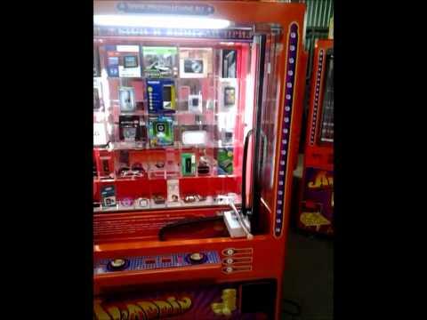 Игровой процесс автомат Aladdin