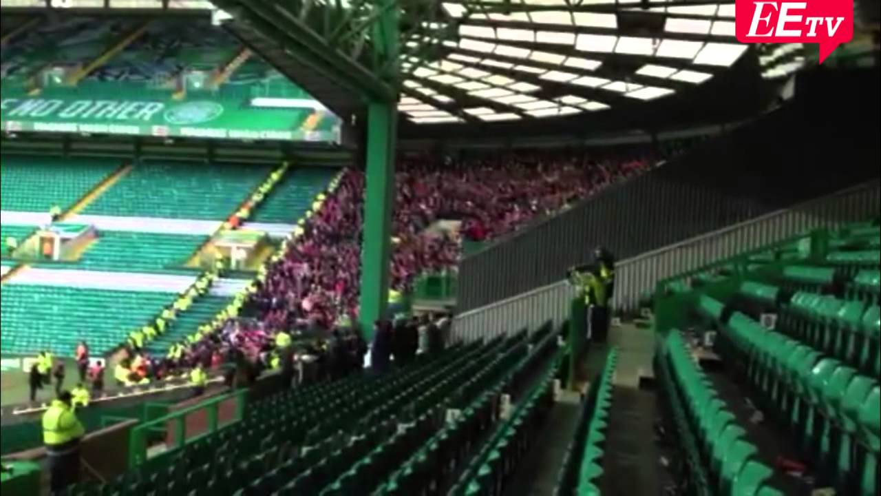 VIDEO: Dons fans singing The Northern Lights of Old ...