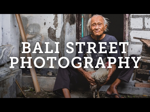 LOCAL STREET PHOTOGRAPHY in BALI, INDONESIA