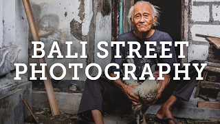 I took a short walk around Canggu Bali to get better at taking portrait photography particularly within travel street photography  TACO TUESDAY CINEMATIC