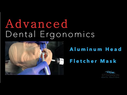 ADVANCED DENTAL ERGONOMICS: CHAIR POSITION WITH FULL MANIKIN