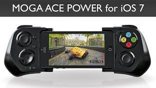 MOGA Ace Power - Control para el iPhone 5, 5C, 5S y iPod Touch