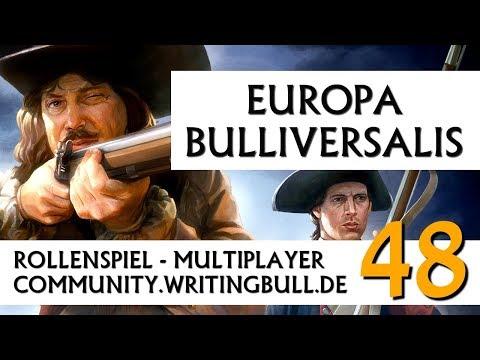 """Europa Universalis IV: MP-Event """"Bulliversalis"""" (48) [deutsch]"""