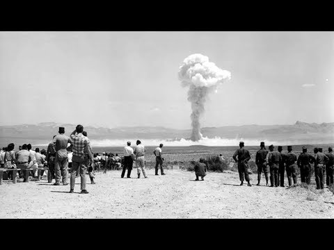 Lectures in History: Nuclear Weapons Testing and the Environment