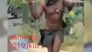 Orang gila joget