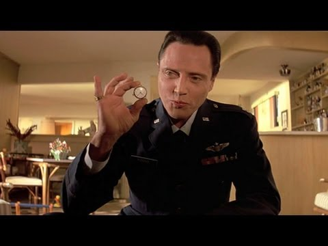 christopher walken weapon of choice