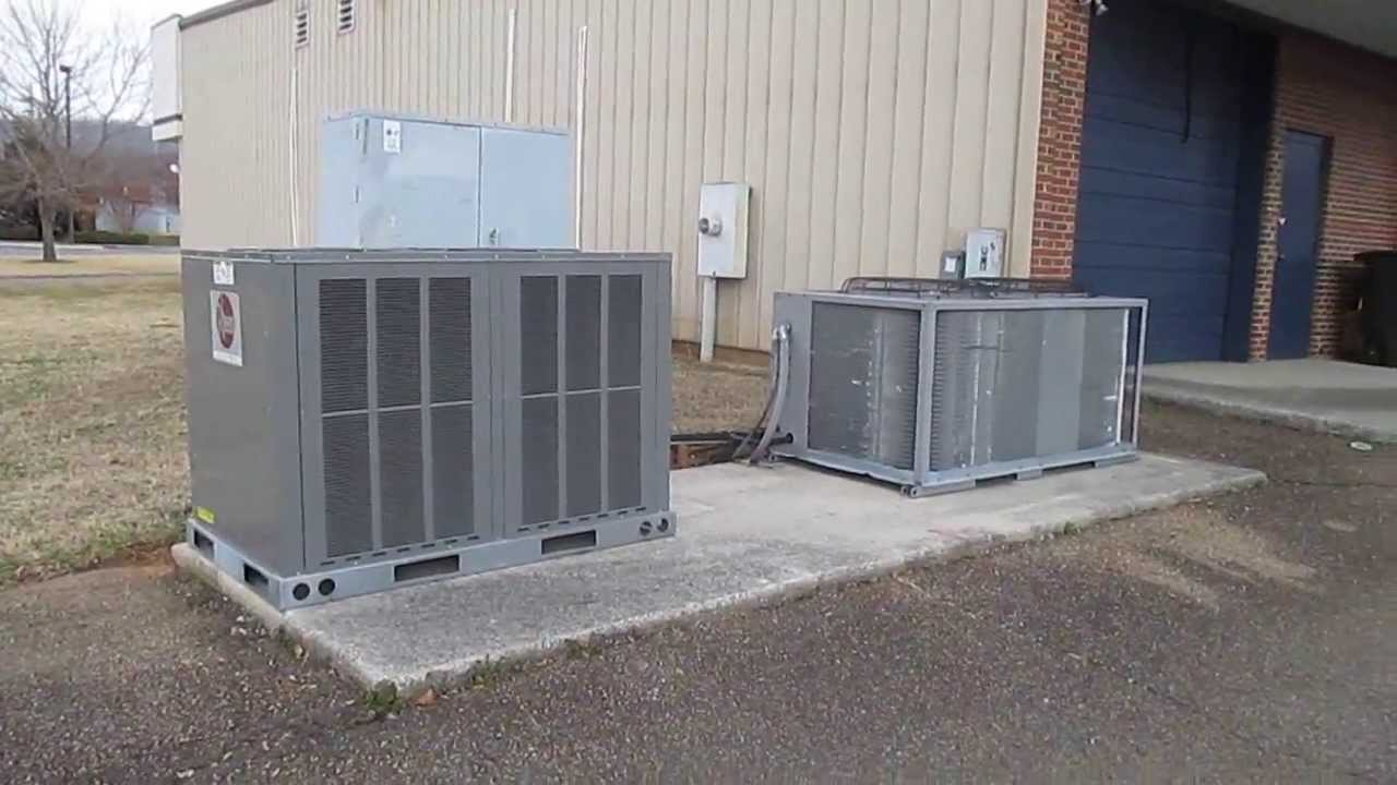 icp commercial hvac