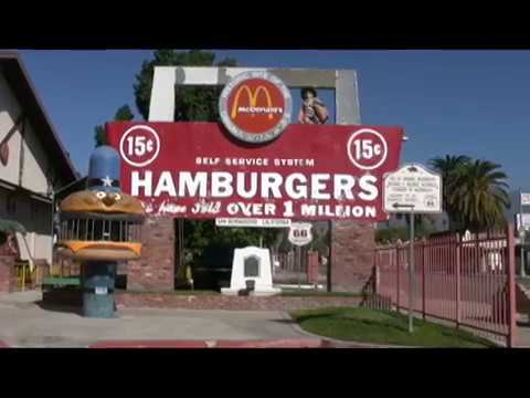 McDonalds History - Route 66 Landmarks - California Travel Tips
