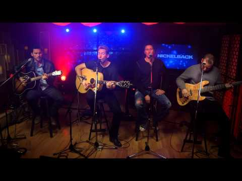 Nickelback Performs 'What Are You Waiting For?' At The Orange Lounge
