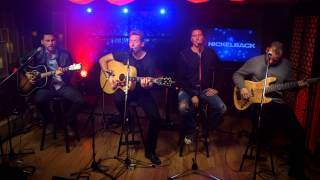 Nickelback Performs