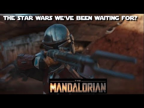 The Mandalorian: New trailer & huge 'spoiler' in the first episode?  What does that even mean?