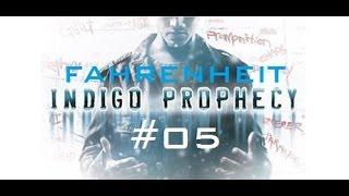 "Fahrenheit: Indigo Prophecy (Türkçe) 5. Bölüm ""Hipnoz Seansı"""