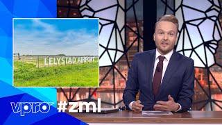 Lelystad Airport   Zondag met Lubach (S12)
