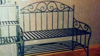 Кованая этажерка для обуви полка и скамейка в прихожую в коридор для обувания, стеллаж обувный(, 2017-03-27T08:11:25.000Z)