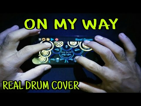 on-my-way---alan-walker-(-real-drum-cover-)
