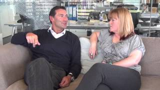Roger Draper -- Chief Executive of the Lawn Tennis Association First Full Interview | Wee Chats