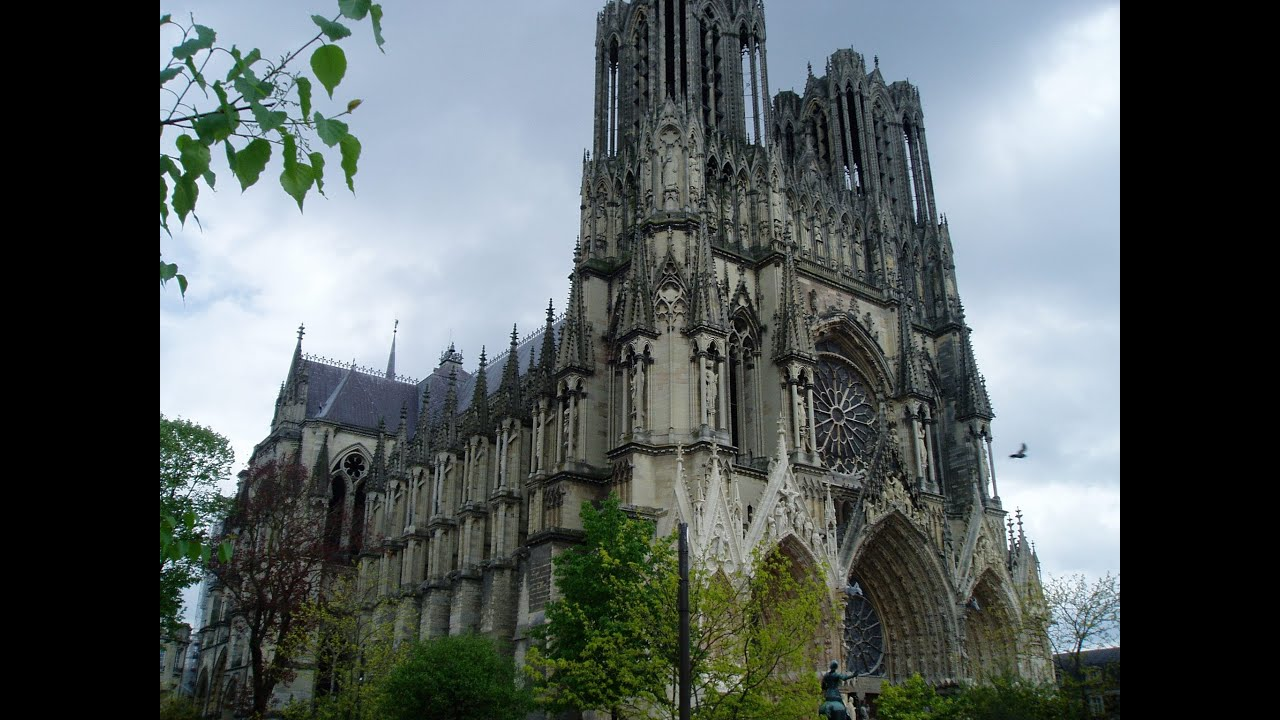 Notre Dame Cathedral Gothic Architecture