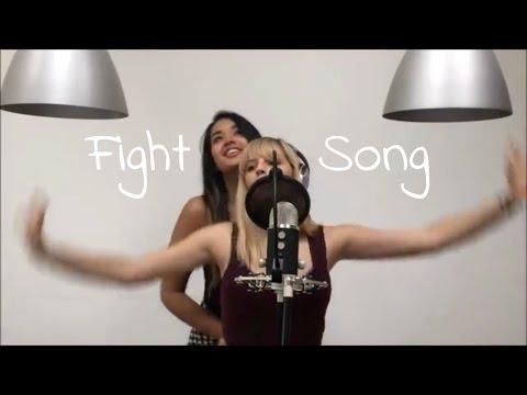 Fight Song - Rachel Platten (Hollie & Maya Cover)
