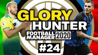 GLORY HUNTER FM20 | #24 | DEADLINE DAY CONFUSION?! | Football Manager 2020